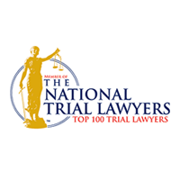 Top 100 National Trial Lawyers Logo